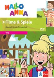 Hallo Anna Filme und Spiele - DVD