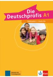 Die Deutschprofis A1 Medienpaket (2db Audio-CD)
