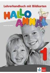 Hallo Anna 1 Lehrerhandbuch mit Bildkarten und Kopiervorlagen