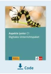 Aspekte junior C1 Digitales Unterrichtspaket