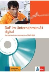 DaF im Unternehmen A1 digital DVD
