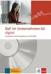 DaF im Unternehmen A2 digital DVD