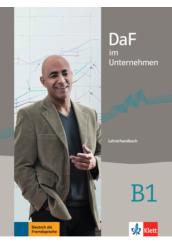 DaF im Unternehmen B1 LHB