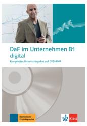 DaF im Unternehmen B1 digital DVD