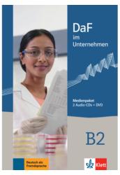 DaF im Unternehmen B2 Medienpaket 2 Audio CDs und DVD