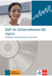 DaF im Unternehmen B2 digital DVD