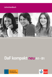 DaF Kompakt Neu A1 B1 LHB.