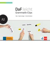DaF leicht A2 Grammatik-Clips