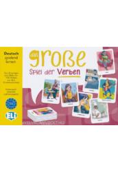 Das Große Spiel der Verben Deutsch