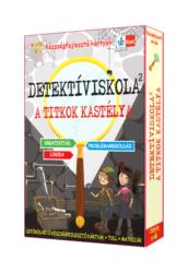 Detektív iskola doboza