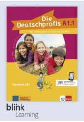 Die Deutschprofis A1.1 Kursbuch - Digitale Ausgabe mit LMS - Tanári verzió