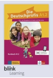 Die Deutschprofis A1.2 Kursbuch - Digitale Ausgabe mit LMS - Tanulói verzió