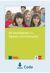 Die Deutschprofis A2 Digitales Unterrichtspaket