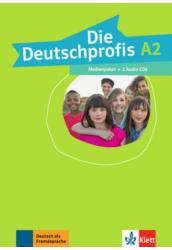 Die Deutschprofis A2 Medienpaket