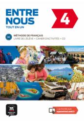 Entre nous 4 – Livre de l'éleve Cahier d'activités et CD audio