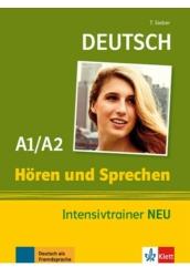 Hören und Sprechen Intensivtrainer NEU A1-A2