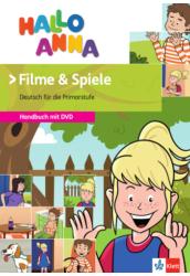 Hallo Anna Filme und Spiele - Handbuch mit DVD