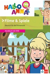 Hallo Anna Neu Filme und Spiele - Handbuch mit DVD