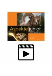 Aspekte junior B1 plus - Videoklipek