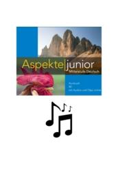 Aspekte junior B2 - Tankönyv hanganyaga