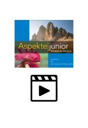 Aspekte junior B2 - Videoklipek