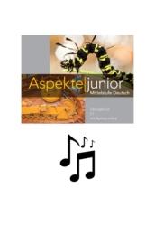 Aspekte junior C1 - Munkafüzet hanganyaga
