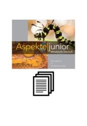 Aspekte Junior C1 - Lösungen zum Übungsbuch