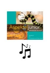 Aspekte junior C1 - Tankönyv hanganyaga