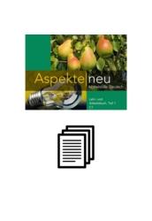 Aspekte neu modelltest Goethe Zertifikat C1