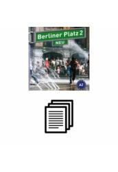 Berliner Platz NEU 2 feladatlapok