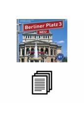 Berliner Platz NEU 3 DVD átirat