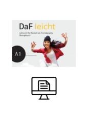 DaF leicht Übungsbuch 1 - digital