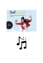 DaF leicht A1 Prüfungstrainer - Audios