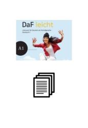 DaF leicht A1 - Tests