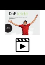 DaF leicht A2 - Medien
