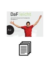 DaF leicht Übungsbuch 2 - Lösungen