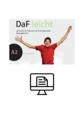 DaF leicht Übungsbuch 2 - digital