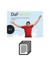 DaF leicht A2 - Tests
