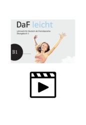 DaF leicht B1 - Medien