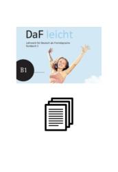 DaF leicht B1 - Tests