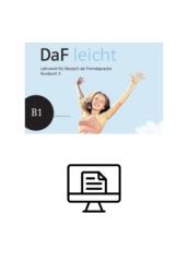 DaF leicht Kursbuch 3 - digital