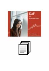 Kompetenztraining in DaF im Unternehmen A2