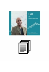 DaF im Unternehmen B1 Német magyar szójegyzék