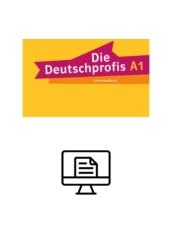 Die Deutschprofis A1 Lehrerhandbuch - digital