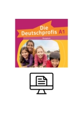 Die Deutschprofis A1 Übungsbuch - digital