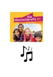 Die Deutschprofis A1 - Hanganyag