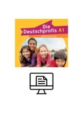 Die Deutschprofis A1 Kursbuch - digital