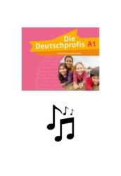 Die Deutschprofis A1 Testheft - Hanganyag