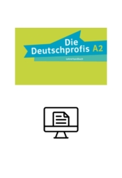 Die Deutschprofis A2 Lehrerhandbuch - digital