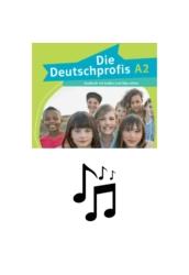 Die Deutschprofis A2 - Hanganyag